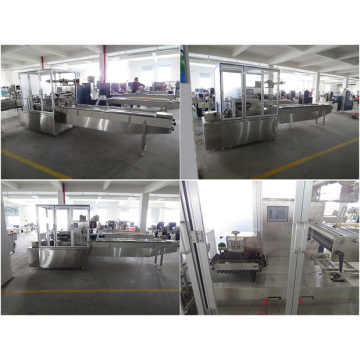 High-speed full-automatic pillow packing machine